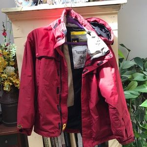 BONFIRE Snow Jacket